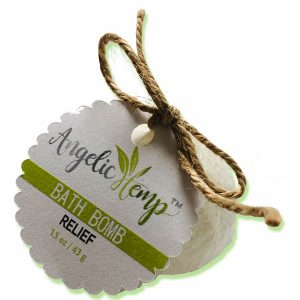 Angelic Hemp Bath Bombs